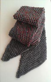 Ravelry: Max - de sjaal pattern by Ballee