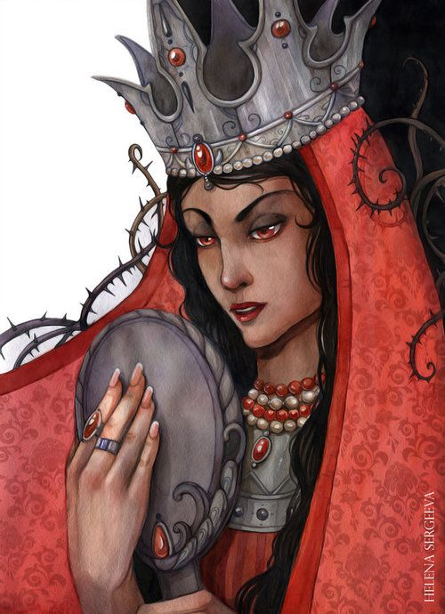 """""""Stepmother"""" by Helena Sergeeva 