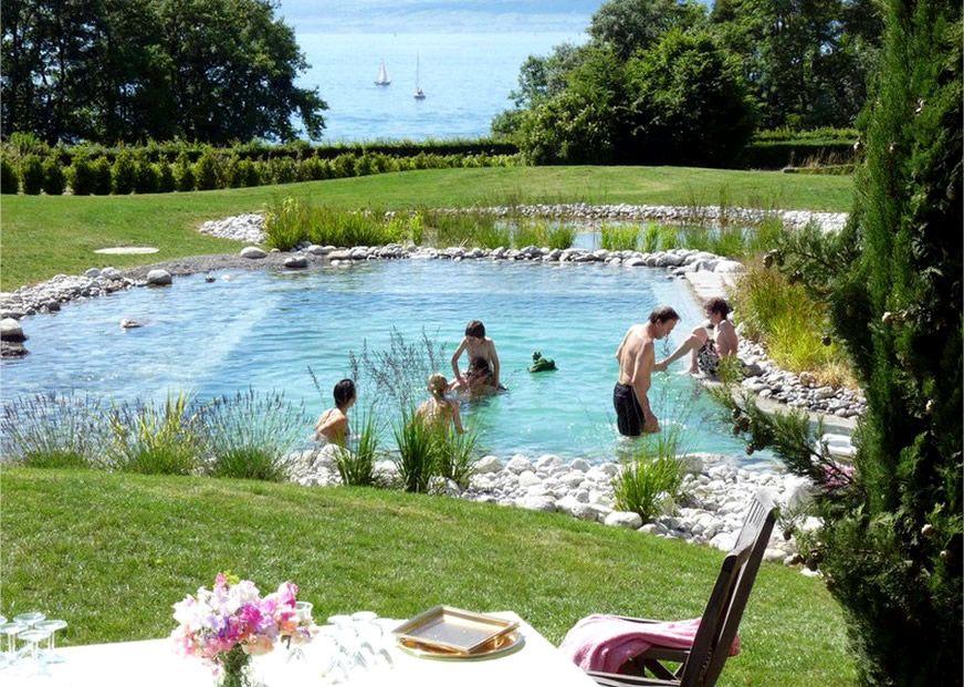 Piscinas naturales en casas rurales one day i ll have for 5 piscinas naturales catalunya