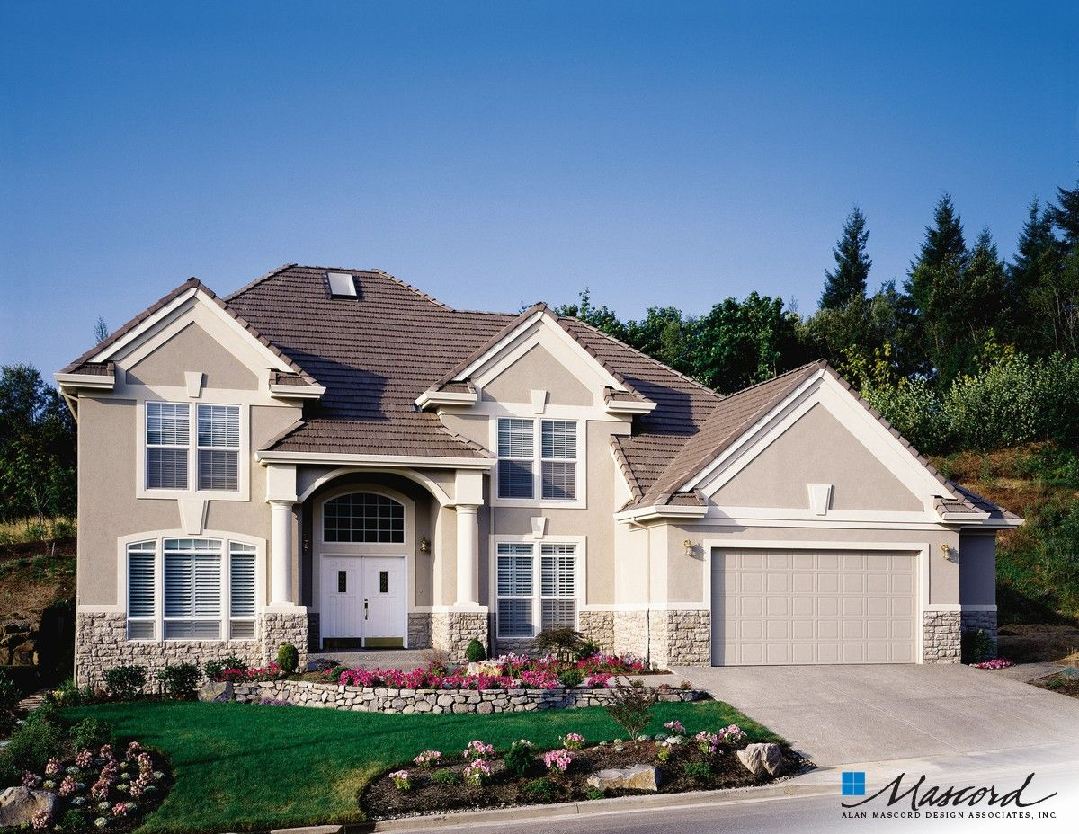 Plan 2262A The Bellmond in 2020 House plans