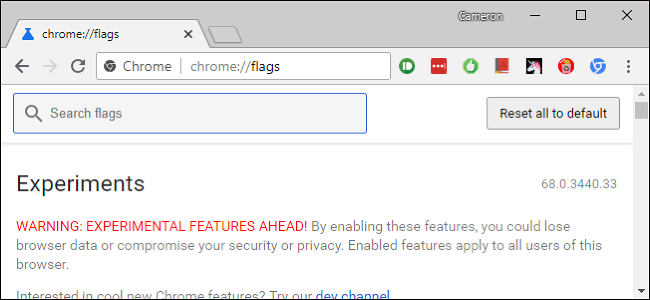 How To Access Hidden Chrome Features And Settings Using The Chrome Pages Tech Time Prefixes Chrome
