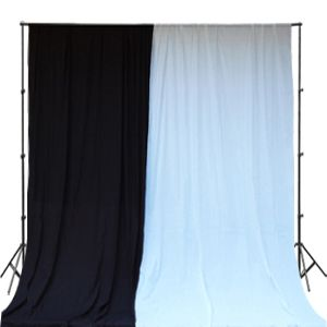 10x8 1 5 Ft Portable Photography Background Stand Kit W 2