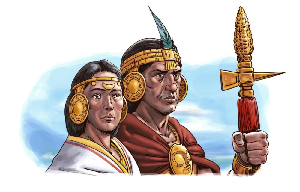 Mama Ocllo Quien Es Vestimenta Leyenda Y Mas Inti Inca Mitologia Inca Inca