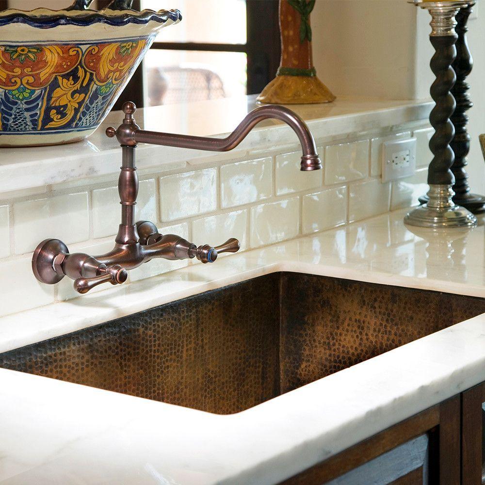 Cocina 33 L X 21 W Undermount Kitchen Sink Copper Kitchen Sink Copper Kitchen Kitchen Sink Remodel
