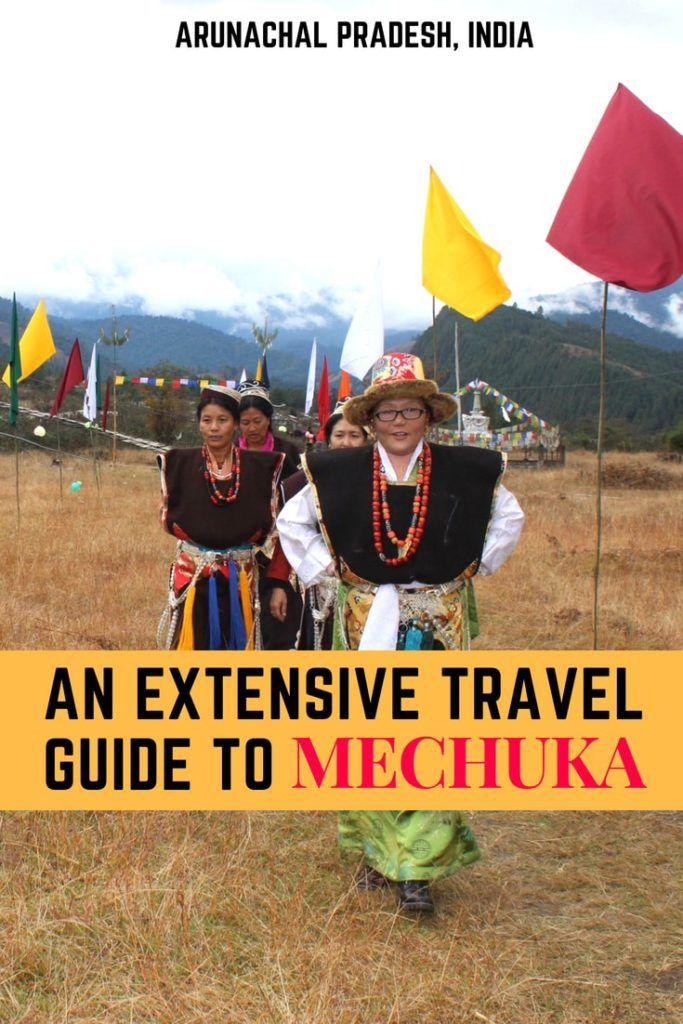 Travel Guide to Mechuka in Arunachal Pradesh India