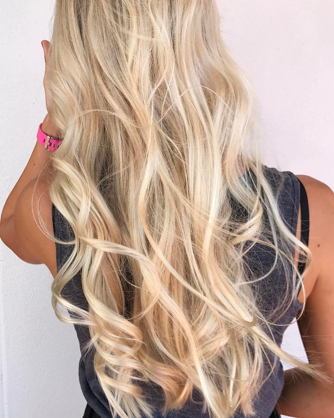 Awesome amazing ways of styling your beach waves ideas to try