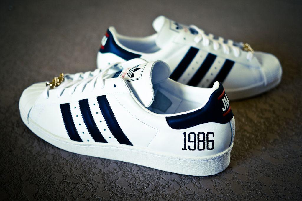 Run DMC x adidas Originals 'My Adidas' 25th Anniversary
