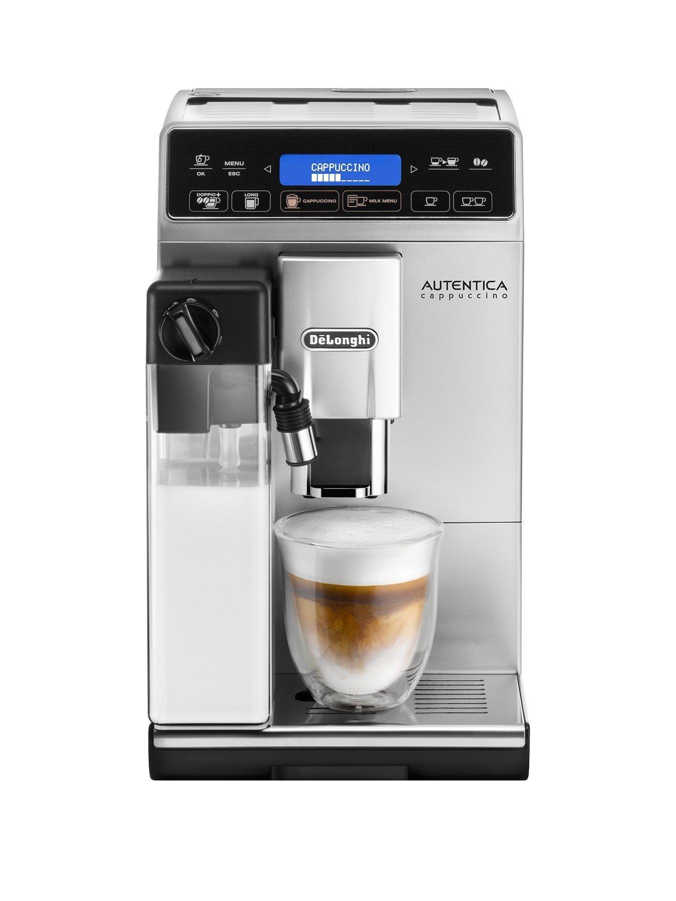 Autentica Etam29 660 Sb Bean To Cup Coffee Machine Juracoffeemachine With Images Coffee Machine Coffee And Espresso Maker Coffee Making Machine