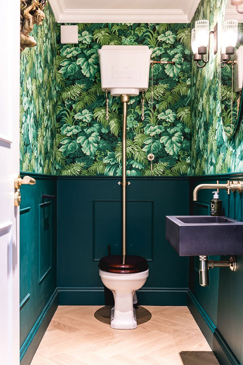 Photo of Design your ideal cloakroom in six easy steps | These Three Rooms