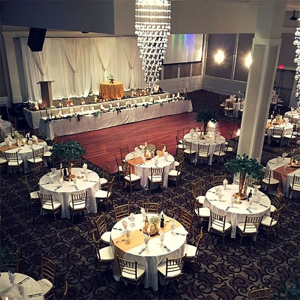 Banquet Hall Design: Riverside Is A Large Freshly Renovated Hall, Which Can