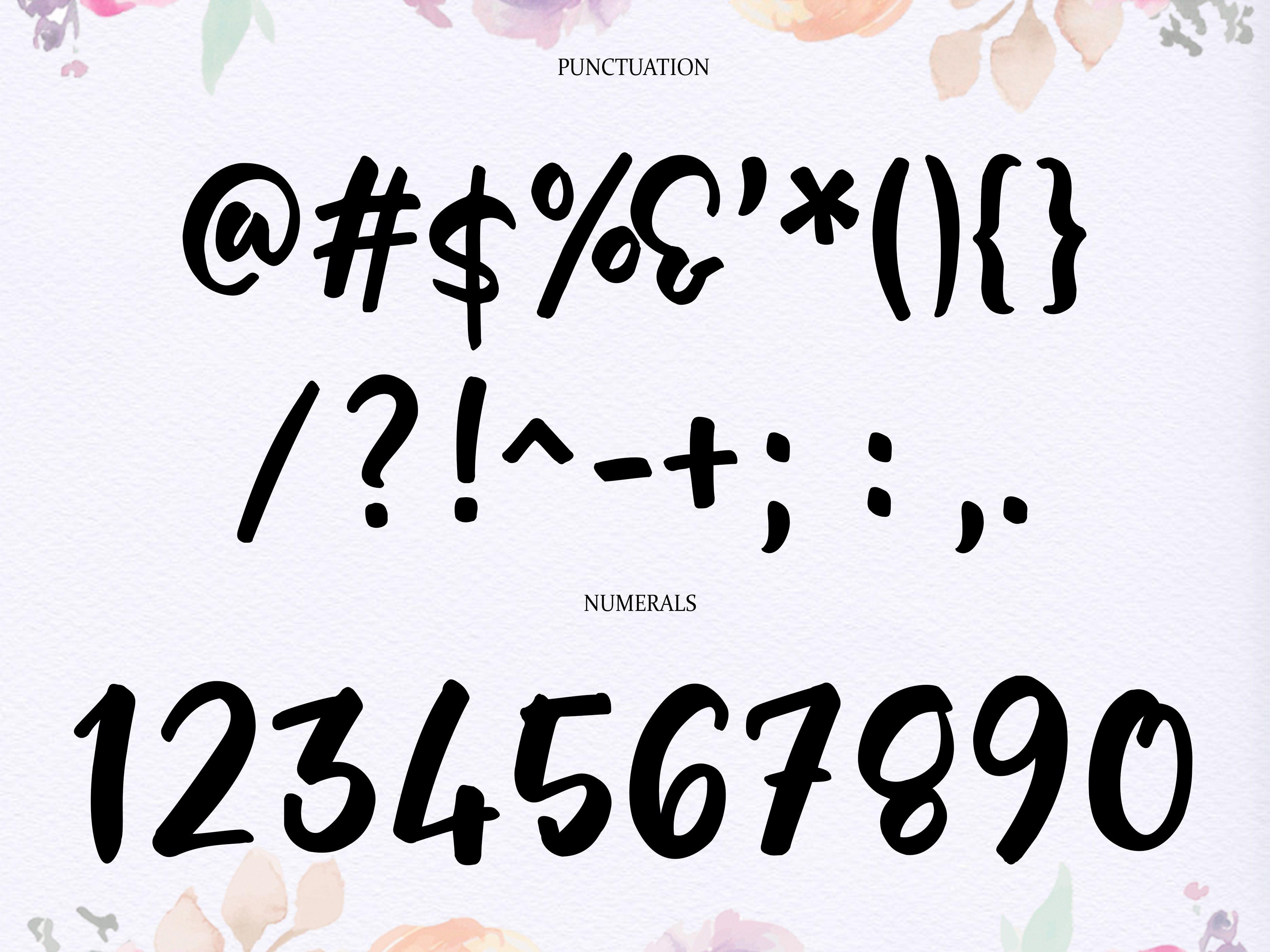 Digital font download calligraphy script Font, Handwritten