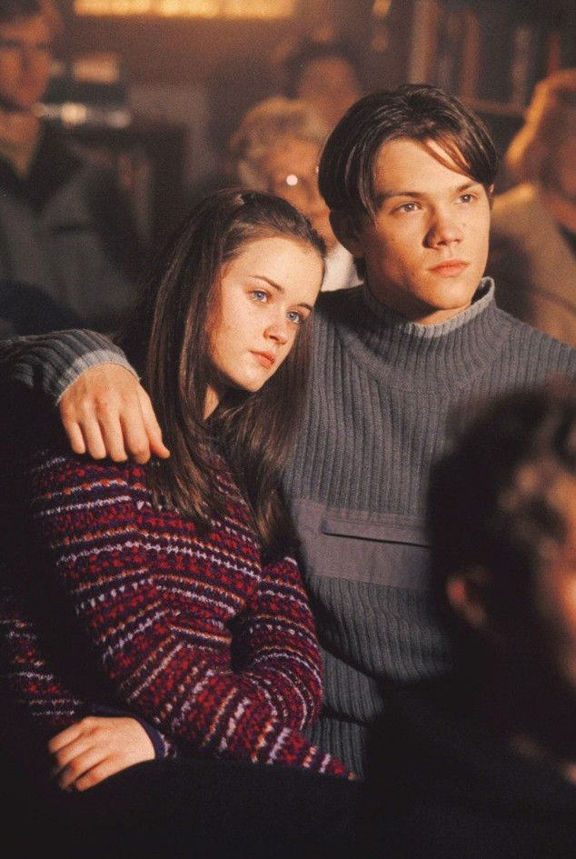 Rory and Dean Gilmore Girls dumbest choices TV teens