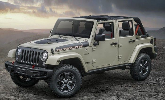 2019 Jeep Wrangler Might Finally Get Pickup Version Mobil