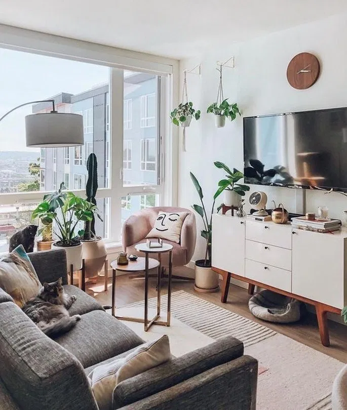 9 Modern Apartment Small Living Room Ideas 3 In 2020 Small Apartment Living Apartment Room Small Apartment Living Room