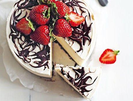 No bake cheesecake - supalike!