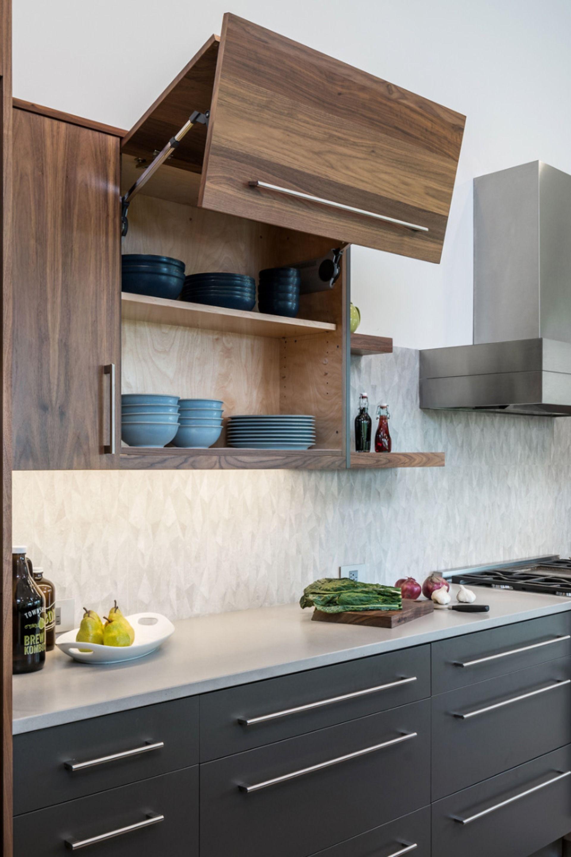 Vertical Opening Kitchen Cabinet Doors Kitchen Cupboard Designs Kitchen Modular Modern Kitchen Cabinet Design