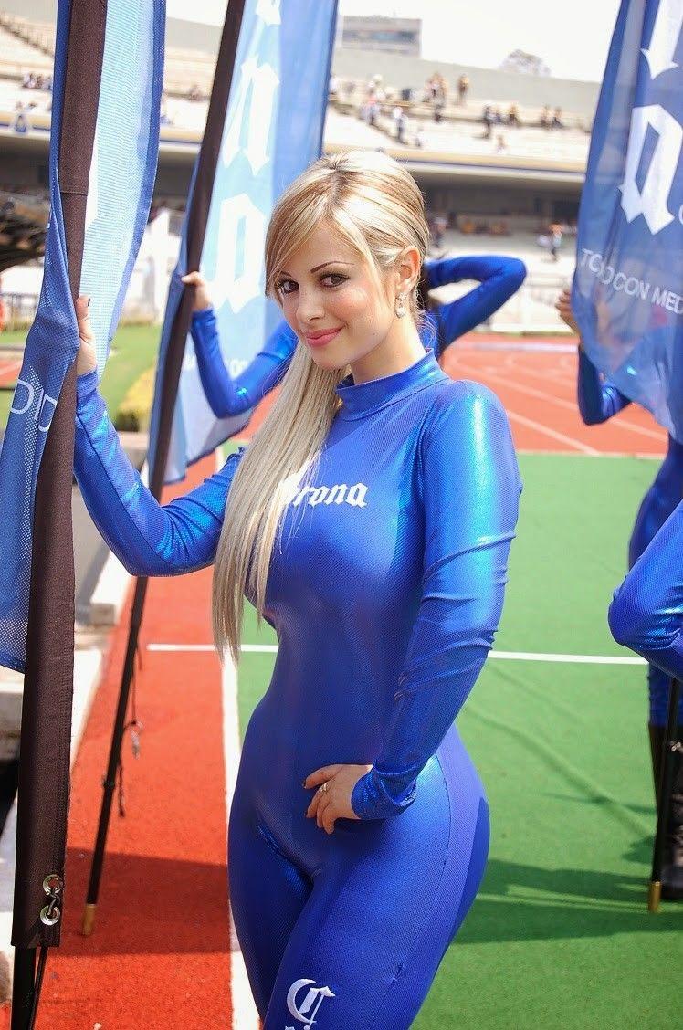 F1 sport: Hottest F1 Pit babes