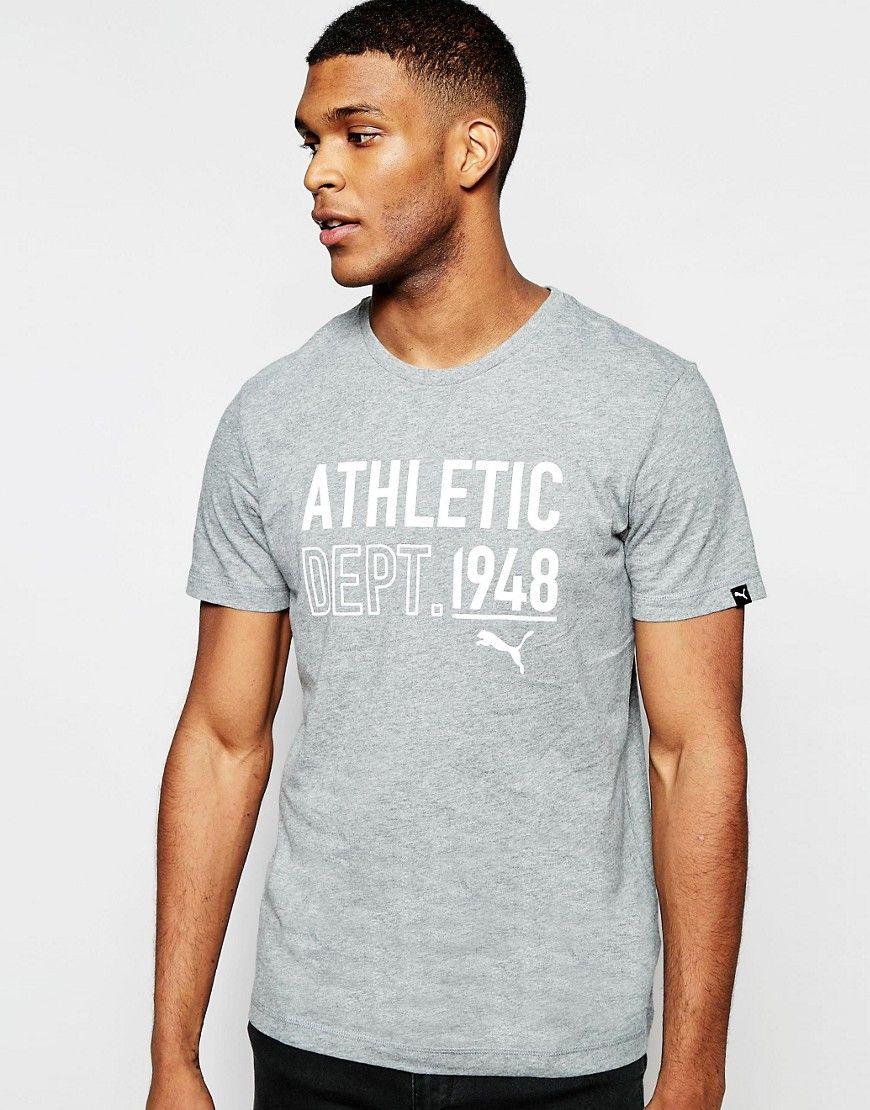 Puma | Puma – Style Athl – T-Shirt bei ASOS