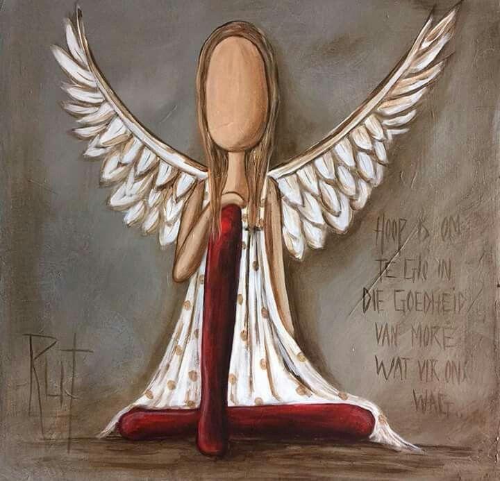 картинки безликий ангел момента совершения