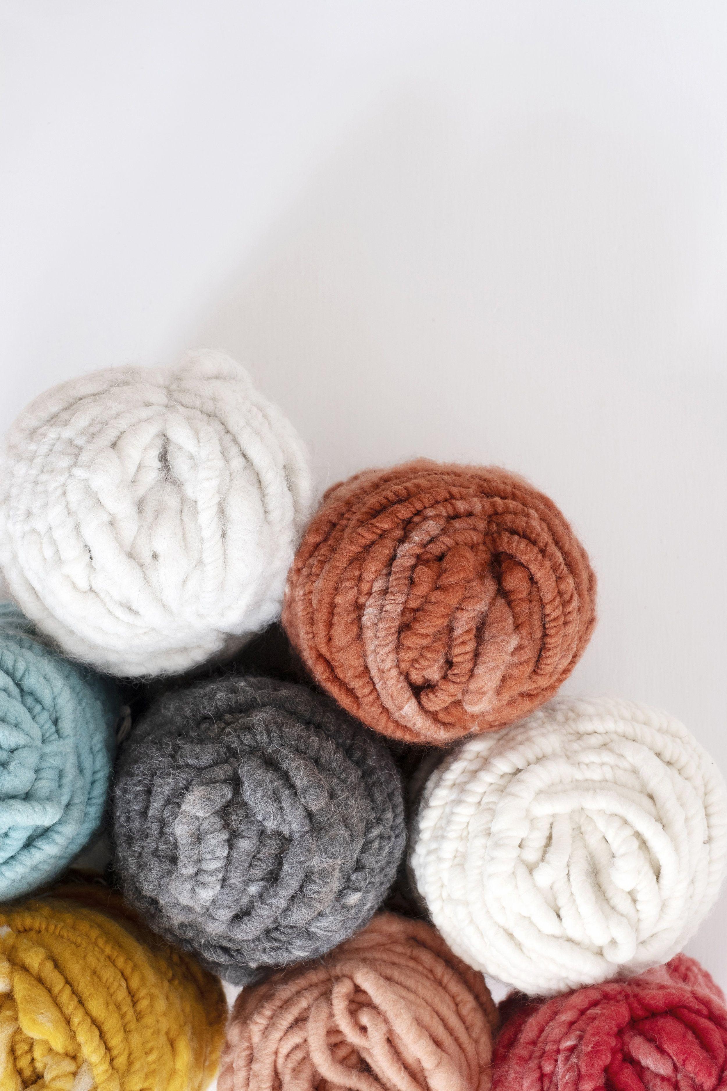 Rug Yarn Weaving Projects Knitting