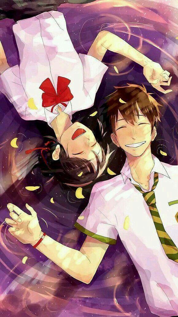 Ảnh Anime Couple ^-^