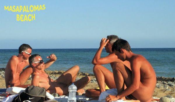 Playa de maspalomas gran canaria playas piscinas for Piscinas nudistas en madrid