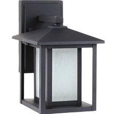 Hunnington 1 Light Outdoor Wall Lantern