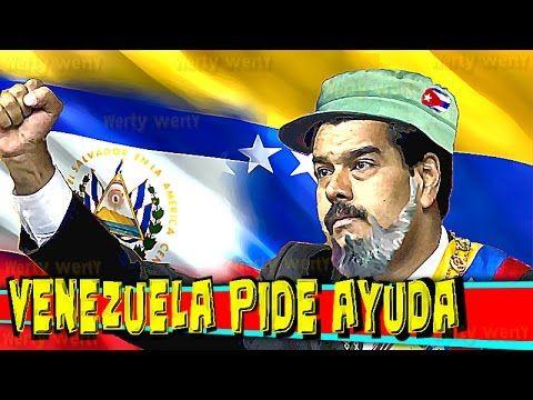 Venezuela golpe de estado el salvador apoya dictadura