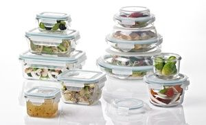 Glasslock Food Storage Container Sets Httpswwwgroupondealsggglasslockfoodstoragecontainer