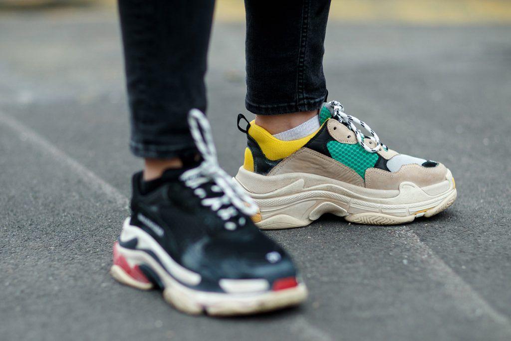 Balenciaga sneakers, Sneakers fashion