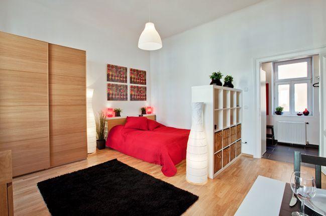 Wohn-Schlafzimmer   living-bedroom wohnen Pinterest Wohn - wohn und schlafzimmer