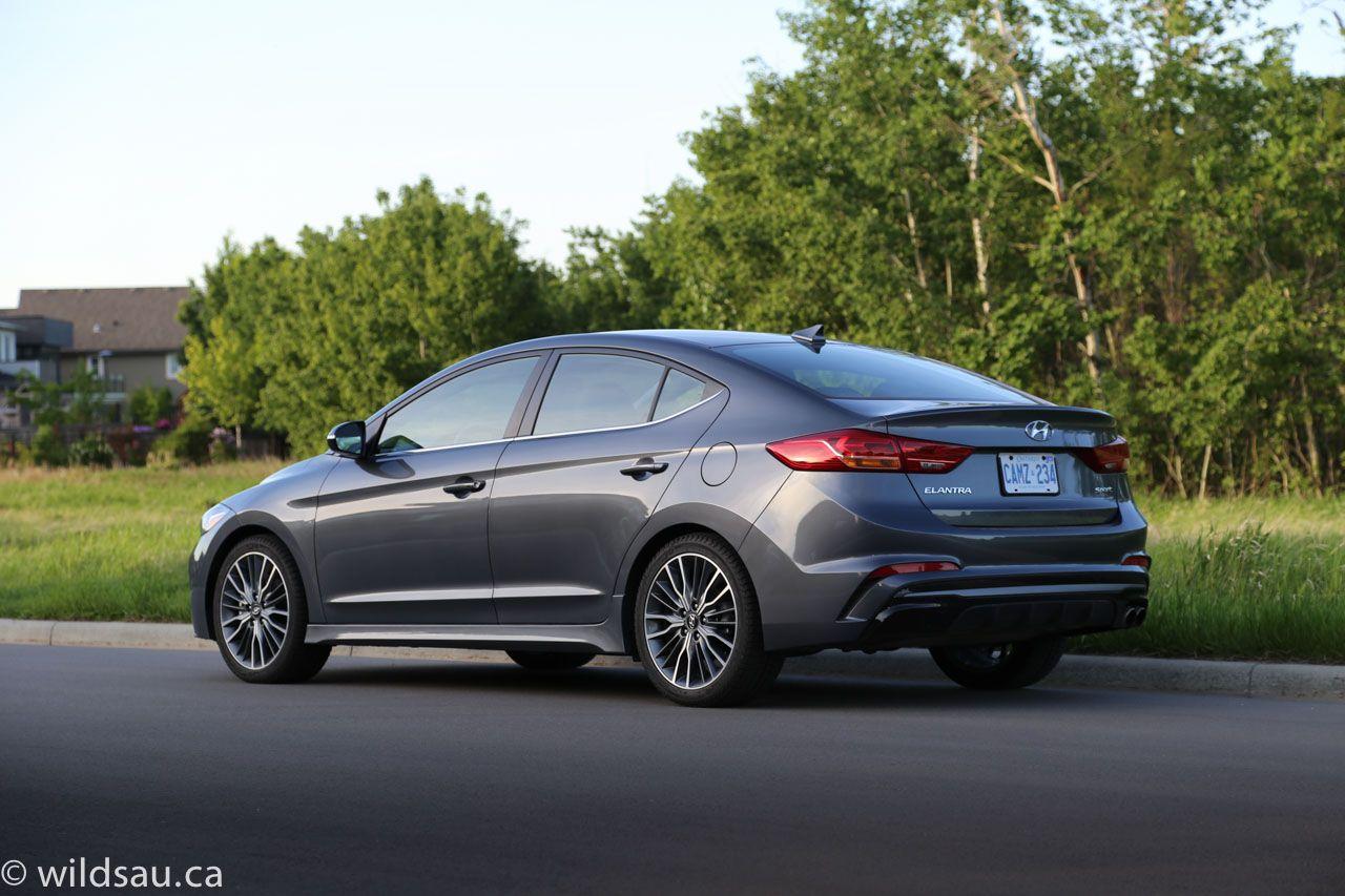 2017 Hyundai Elantra Sport Hyundai elantra, Elantra, Hyundai