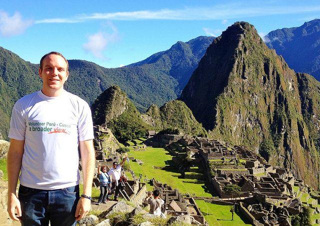 Kristopher Peters Medical Volunteer Peru Cusco  by abroaderview.volunteers, via Flickr