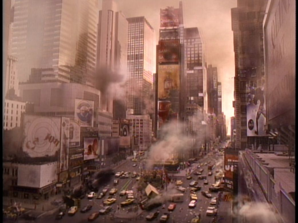 The Stand Time Square Stephen King Sci Fi Thriller Tv Series