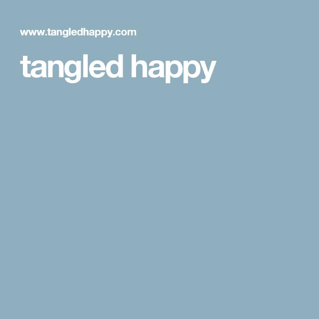 tangled happy