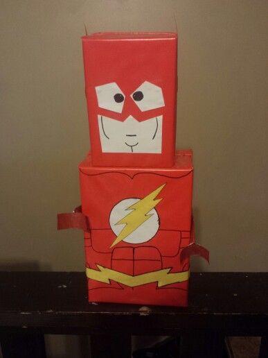 Flash Valentine Box Lego Valentines Valentine Box