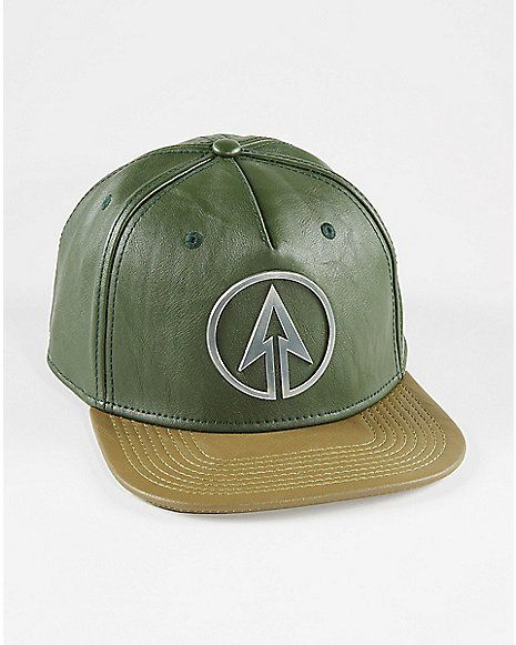 2a208449f Arrow Snapback Hat - Spencer's Gorras Planas, Ponerse, Flecha Verde, Gorras  Snapback,