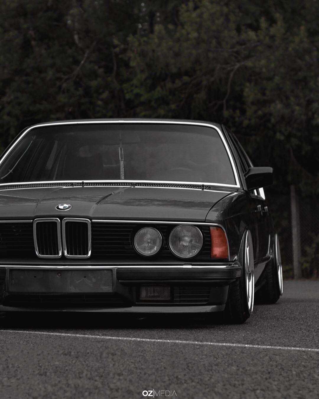 """MADE IN GERMANY 🇩🇪 on Instagram: """"Classic BMW 7 series E23 Overview Manufacturer BMW Production ..."""