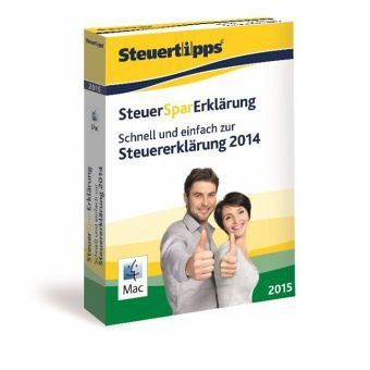 Steuer-Spar-Erklärung 2015 Mac-Version | Bücher ...