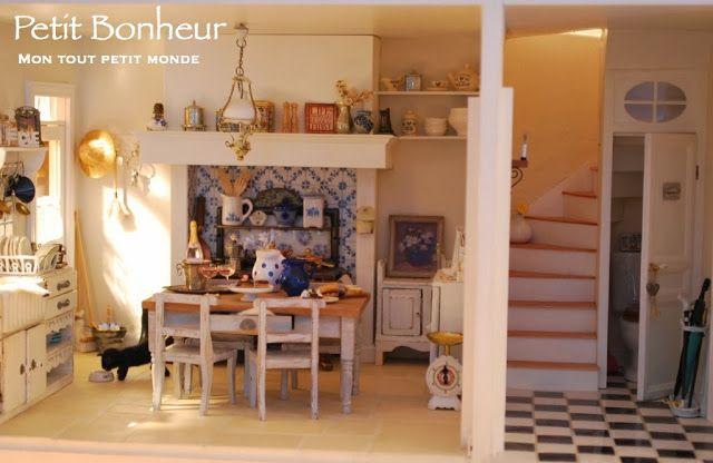 Petit Bonheur: cuisine