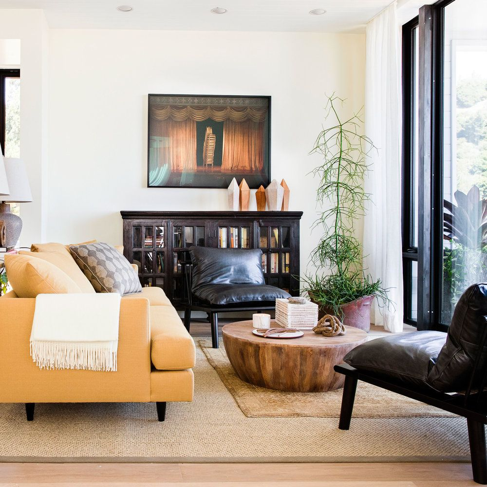 How to Mix Vintage Style into a Modern Home Mirrored