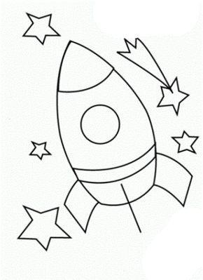 Malvorlagen Rakete Ausdrucken 2 Ausdrucken Ausmalbilder Astronauten Geburtstag