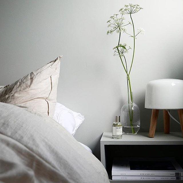 Blomster på soverommet trenger ikke å koste noen ting 🌸 Her har flinke…