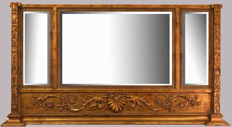 07fecb967be Classic and Artistic Mirror Frame Design