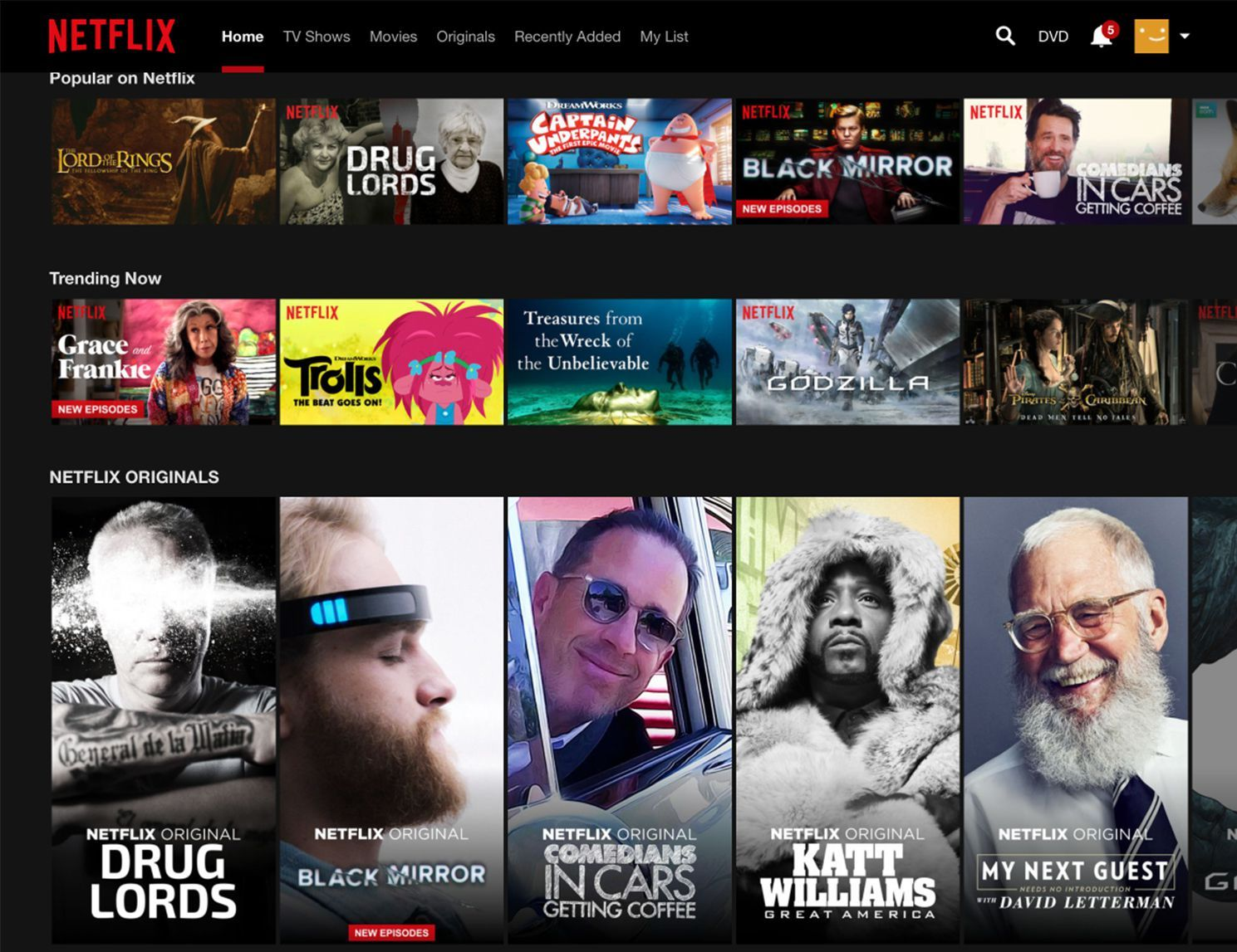 Cancel netflix from any device you may have with images