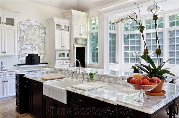 calcutta marble kitchen countertops calacatta gold marble countertop