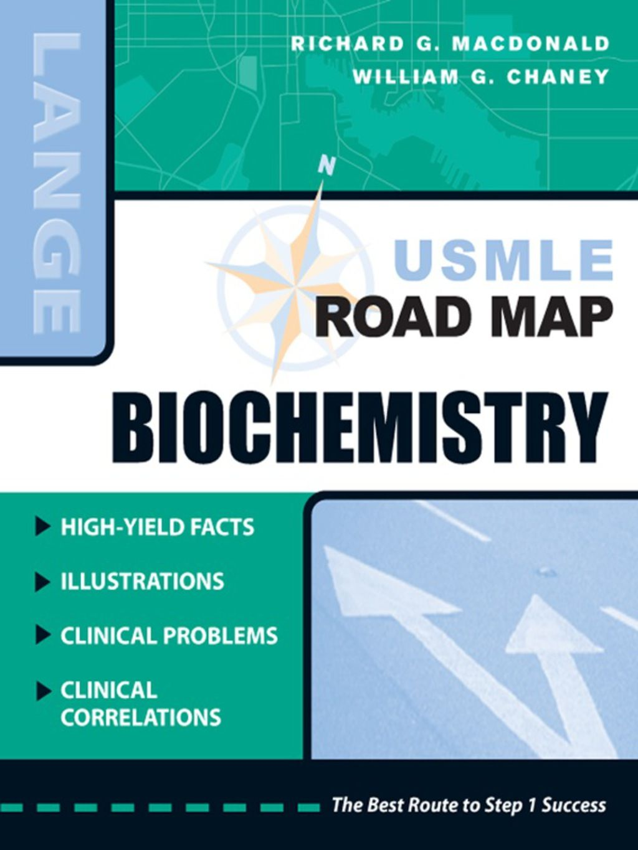 Usmle Road Map Biochemistry Ebook Biochemistry Roadmap Ebook