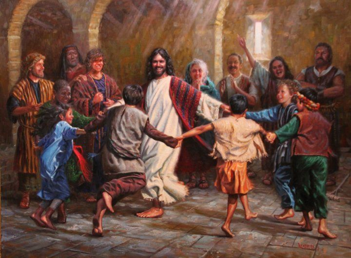 The DANCE OF GRACE -
