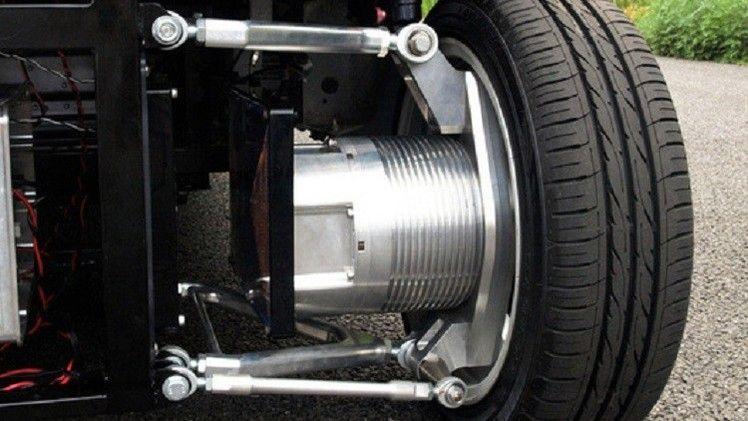 محرك كهربائي لاسلكي