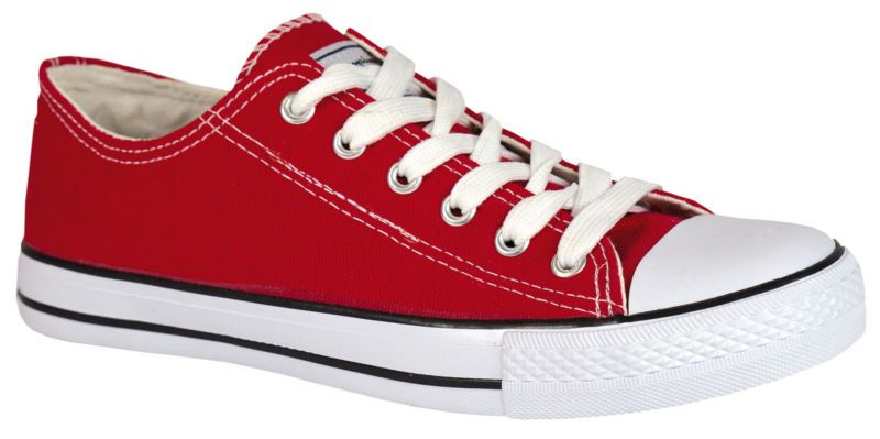 pretty nice 810b2 f2941 Scarpe Sportive Champion CANVAS Uomo Donna Unisex Sneaker Tela Vari colori    eBay